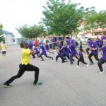 Pasdec Funwalk 2015 At Bandar Putra, Kuantan