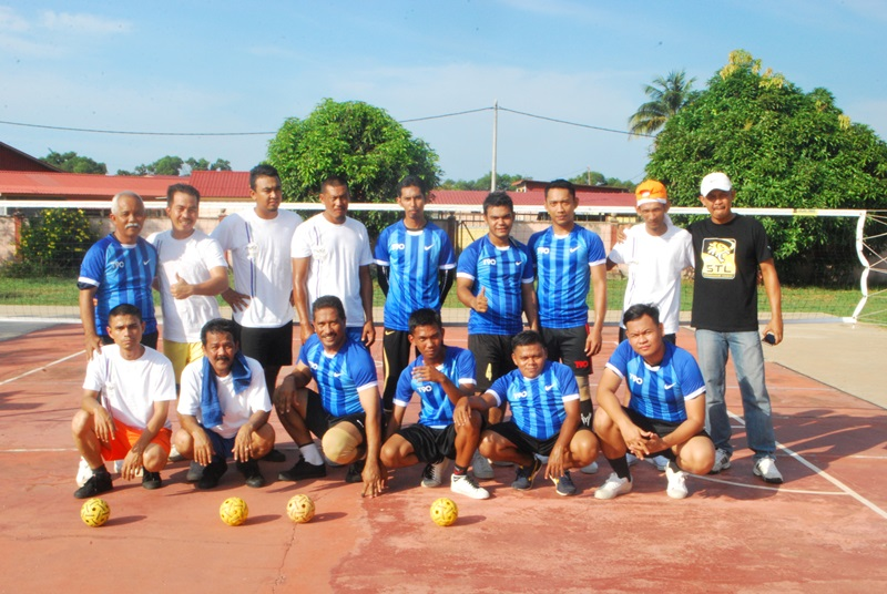 Sports And Community Programme Rompin